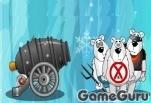 Игра Пингвины защитники
