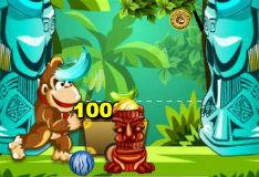 Игра Донки Конг: шар джунглей