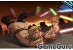 Игра Тренировка с лазерными мечами
