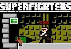 Игра Супер бойцы