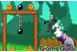 Игра Зомби пушка