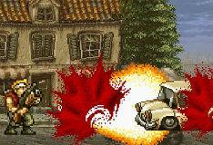 Игра Метал слаг: ярость зомби
