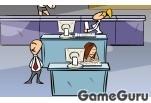 Игра Офисные прядки