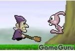 Игра Счастливая ведьма