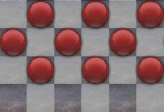 Игра Для девочек: шашки
