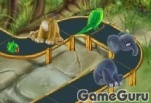 Игра Игрушечная фабрика в джунглях