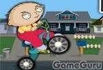 Игра Велосипед Стьюи