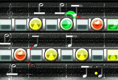 Игра Музыкальные защитные башни