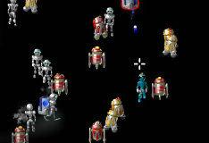 Игра Беспорядки среди роботов