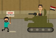Игра Революция в Сирии