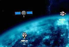 Игра Атака на спутник