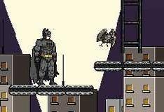 Игра Бэтмен: ночной побег