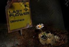 Игра Защити последний цветок