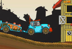 Игра Фермерский грузовик