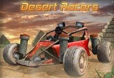 Игра Гонки в пустыне