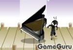 Игра Увернись от пианино
