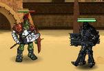 Игра Планета Халк: гладиаторы