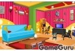 Игра Побег из розовой комнаты