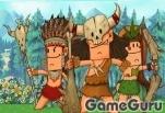 Игра Индейцы против монстров
