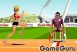 Игра Прыжки в длину