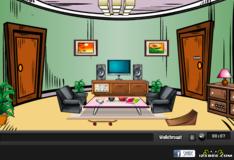 Игра Игра Побег из гостиной