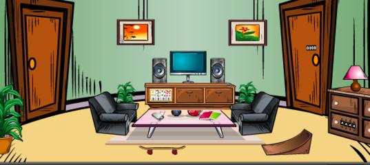 Игра Побег из гостиной