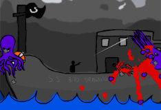 Игра Экстремальная рыбалка