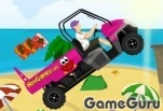 Игра Пляжный багги