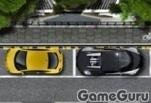 Игра Парковка в центре
