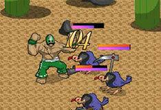 Игра Бандиты из пустыни