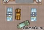 Игра Винтажная парковка