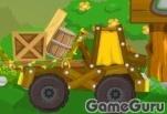 Лесной грузовик