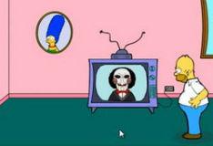 Игра Гомер Симпсон: игра на выживание