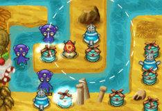 Игра Пряничные пираты 2