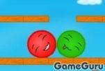 Играть бесплатно в Красный и зеленый