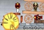 Игра Уничтожь роботов