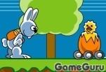 Игра Приключения кролика