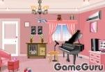 Игра Побег из  комнаты с пианино