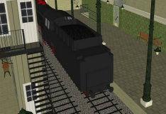 Игра Побег с вокзала