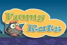 Игра Забавные крысы