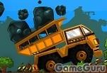 Игра Сумасшедший угольный грузовик