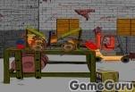 Игра Побег из горящей комнаты