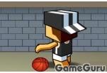 Игра Тренировка по баскетболу