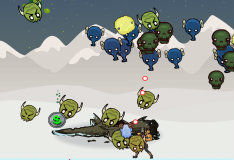 Игра Ледяные пришельцы