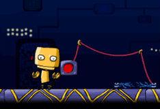 Игра Робот вне времени