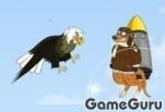 Игра Летающий кенгуру