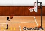 Игра Баскетболл стикмена