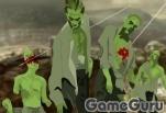Игра Деревенщина против зомби