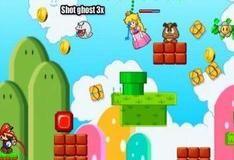 Игра Марио лучник