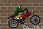 Игра Экстримальный мотоцикл